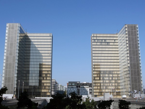 Bibliothèque Nationale de France – Paris